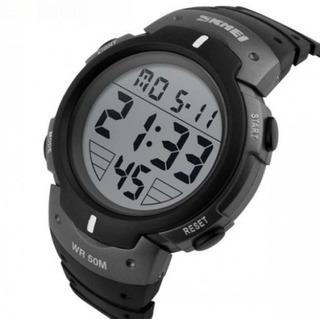 Reloj Deportivo Luz Sumergible Cronometro Skmei 1068 Alarma