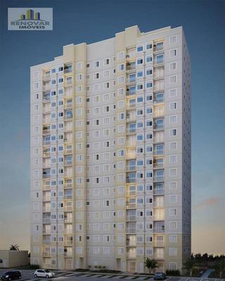 Apartamento Residencial À Venda, . - Ap0832