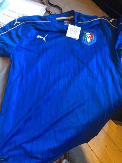 Camiseta Puma Figc Italia Nueva Talle L