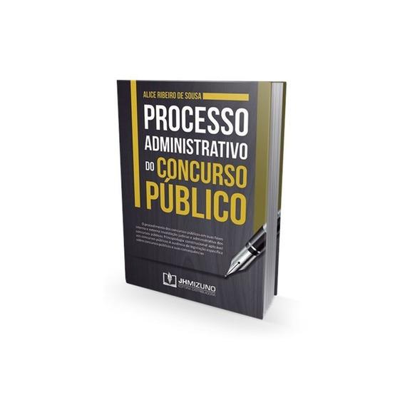 Processo Administrativo Do Concurso Público
