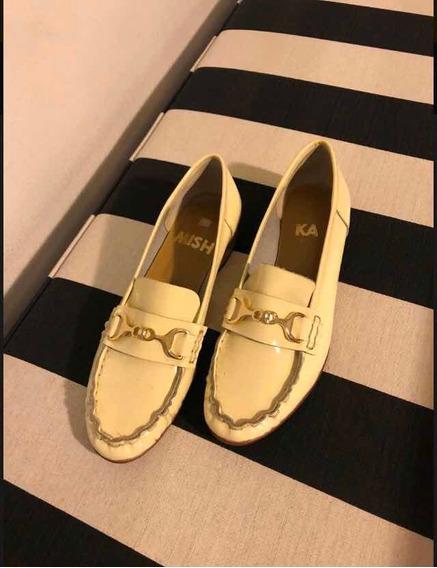 Zapatos Chatitas Mishka Charol Talle 36