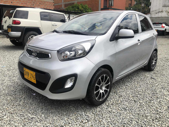 Kia Picanto At Ion Xtreme 1250cc 2014