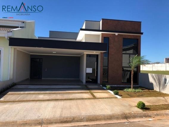 Casa Térrea - Jardim De Mônaco - Hortolândia - 201987