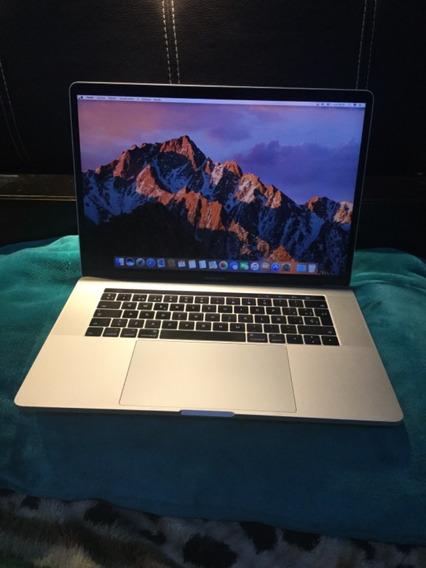 Macbook Pro Retina 15 2017 Touch Bar 512gb Con 35 Ciclos