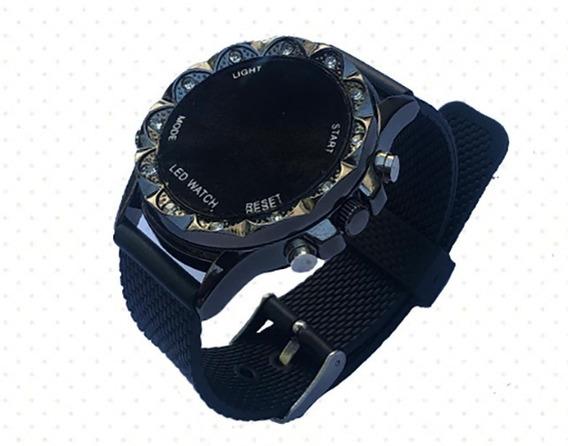 Promoção Relógio Feminino Moda Brilhante Digital