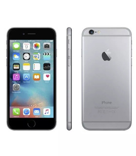 iPhone 64 Gb Gris Espacial
