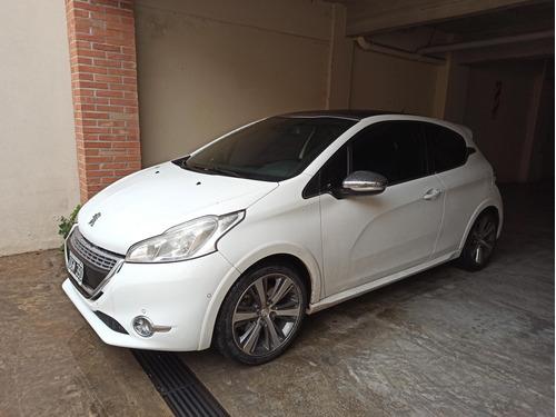 Imagen 1 de 14 de Peugeot 208 2014 1.6 Xy