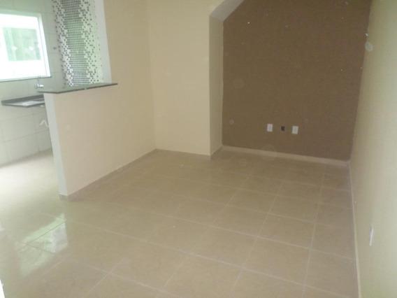 Casa Em Laranjal, São Gonçalo/rj De 55m² 2 Quartos À Venda Por R$ 124.000,00 - Ca212336