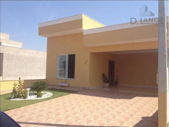 Casa À Venda, 194 M² Por R$ 596.000,00 - Condomínio Campos Do Conde Ii - Paulínia/sp - Ca11352