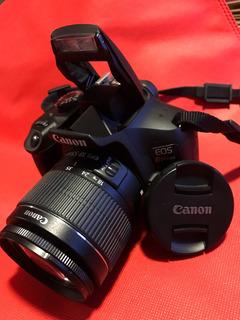 Canon Rebel T6 + Lente 18-55mm + Memoria 32 Gb