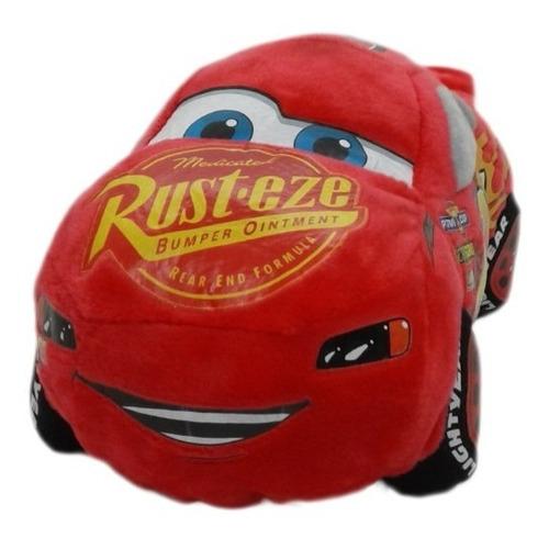 Imagen 1 de 5 de Rayo Mcqueen Cars Peluche
