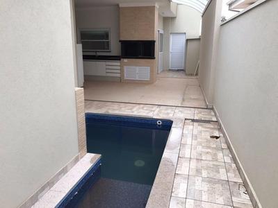 Casa Residencial À Venda, Residencial Village Damha Rio Preto I, São José Do Rio Preto. - Ca0421