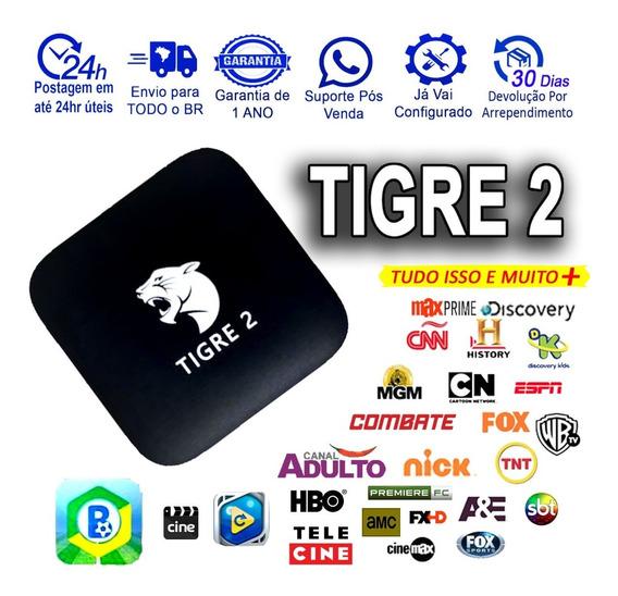 Aparelho Tv Box Tlgre2 Original (total Iivre) Enviolmediato