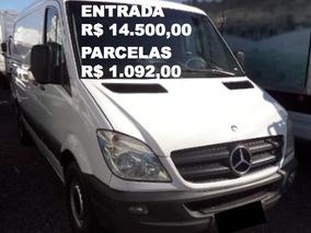 Mercedes-benz Sprinter Furgão 2.2 Cdi 415 Longo Teto Baixo 9