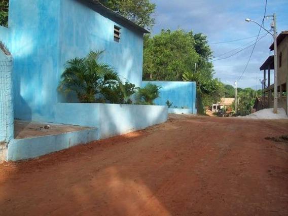 Vendo Terreno Com 150,00m² (10,00x15,00) Em Barra Do Pojuca, Camaçari, Com Uma Construção De Casa Em Ponto De Lage. - J062 - 2793926