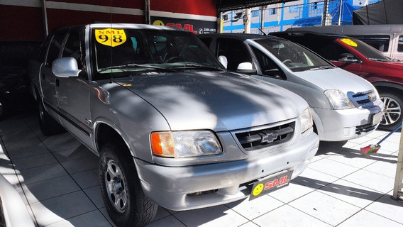 Chevrolet S10 4x2 2.2 Mpfi (cab Dupla) 1997/1998