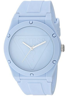 Guess Womens Iconic Silicone Sport Watch
