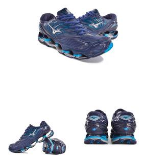 Mizuno Wave Prophecy 8 Blue