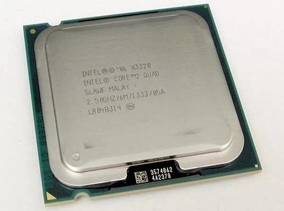 Processador Intel Xeon X3320 6m 2.50ghz 1333 Lga 775