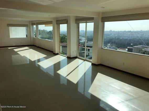 Casa En Renta En Bellavista, Atizapan De Zaragoza, Rah-mx-21-237