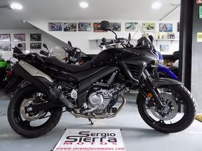 Suzuki Vstrom650 Abs Negra 2018