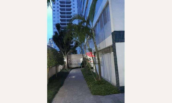 Apartamento Com 2 Dormitórios À Venda, 67 M² Por R$ 395.000 - Vila Cruzeiro - São Paulo/sp - Ap0981