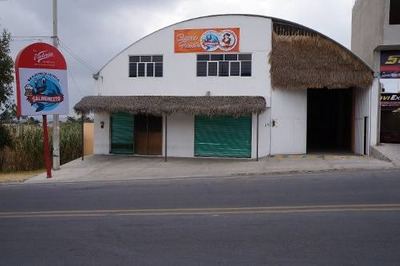 Bodega En Renta Cerca De La Procuraduría De Tlaxcala