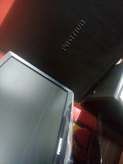 Positivo Premium Pctv D6700 C I3 +monitor Lcd Ori