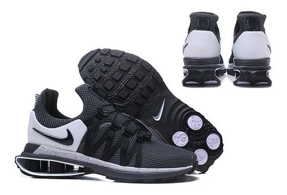 Tênis Nike Shox Gravity Masculino Muito Confortável !