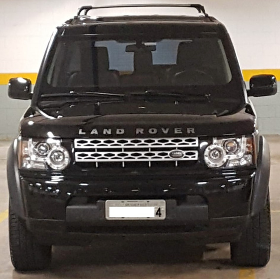 Discovery 4 3.0 S 2012 - Top Top Top