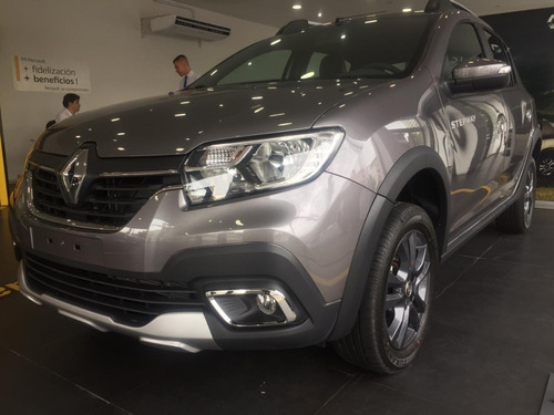 Renault Stepway 1.6 Intense 0km Año 2021 Full Suc Boedo (sg)