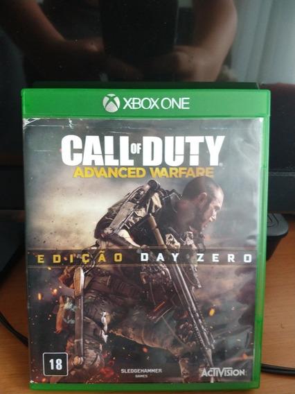 Jogo Xbox One Call Of Duty