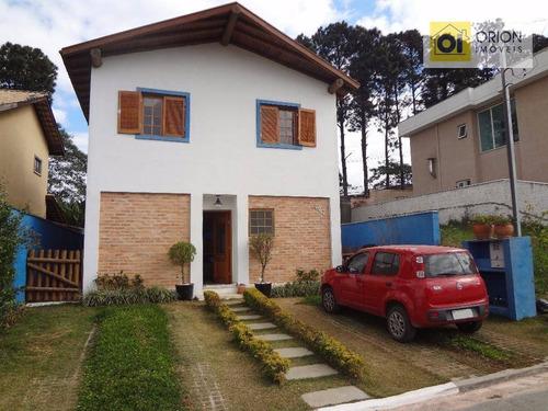 Casa À Venda, 210 M² Por R$ 735.000,00 - Quintas Do Ingaí - Santana De Parnaíba/sp - Ca0621