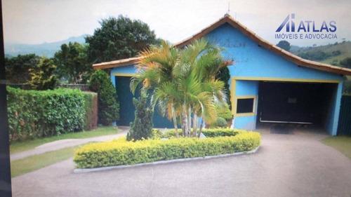 Hotel Com 26 Dormitórios À Venda, 1500 M² Por R$ 2.500.000,00 - Rio Acima - Vargem/sp - Ho0001