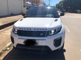 Land Rover Evoque 2.0 Si4 Hse Dynamic 5p (br) 2018