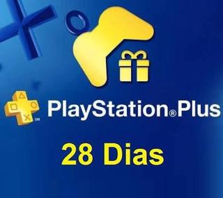 Ps Plus Por 28 Dias