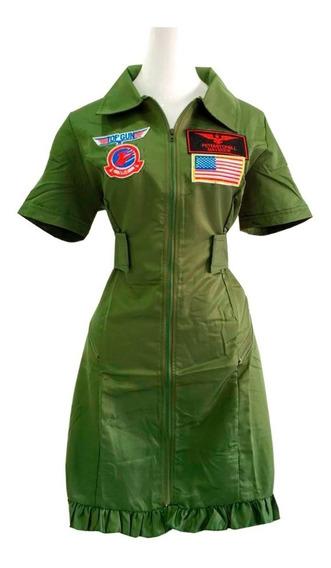 Disfraz Agente Militar Sexy, Halloween