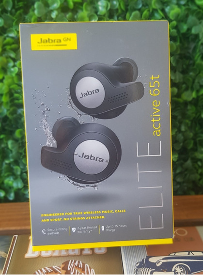 Fone De Ouvido Jabra Elite Active 65t - True Wireless