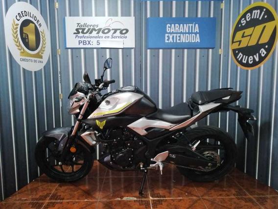 Mt 03 Yamaha Modelo 2018 Medellin