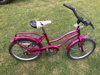 Bicicleta Para Niñas V Pargoletto