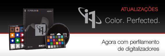 Xrite I1 Publish Pro2 Upgrade - Permite Criar Perfil Icc