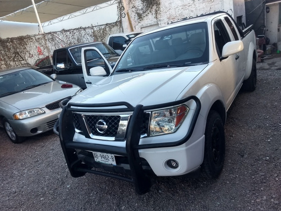 Nissan Frontier Automatico 4 Cilindr