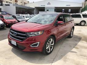 Ford Edge Sport 2018 Seminuevos