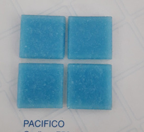 Mosaico Veneciano Pacifico Acapulco Diamond 2x2 Alberca