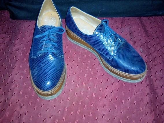 Zapatos Via Uno - Talle 39/40