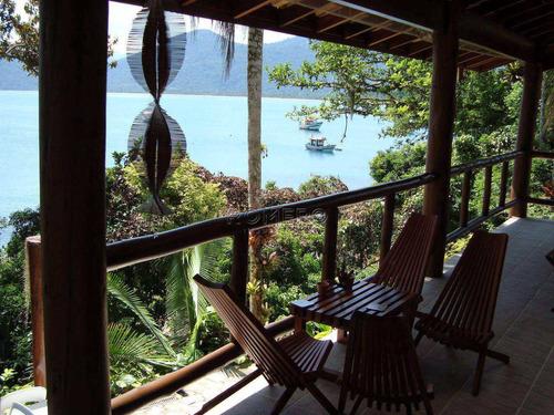 Casa Com 3 Dorms, Praia Da Picinguaba, Ubatuba - R$ 1.7 Mi, Cod: 1116 - V1116
