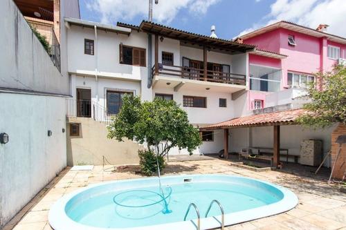 Casa Em Nonoai Com 3 Dormitórios - Lu430324