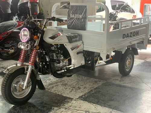 Imagen 1 de 8 de Dazon Motocarro