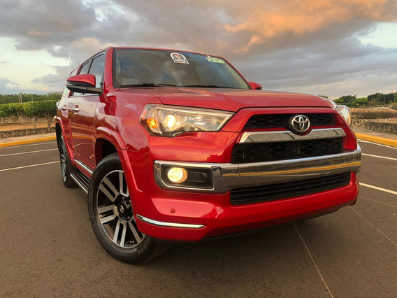 Toyota 4runner Limited 4x4 Full