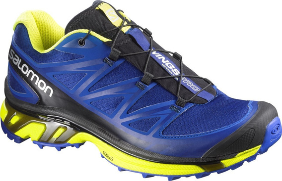 Zapatillas Hombre Salomon - Wings Pro - Trail Running